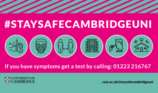 Stay Safe Cambridge