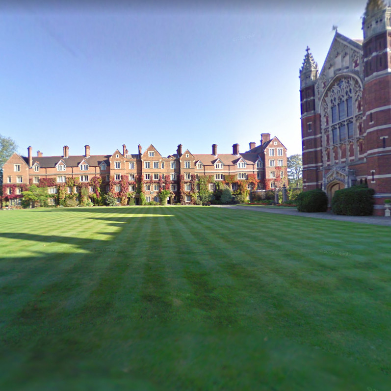 Google street view of Selwyn