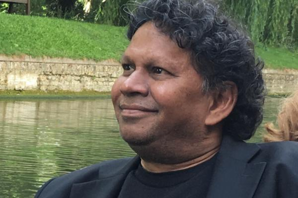 Professor David Dabydeen